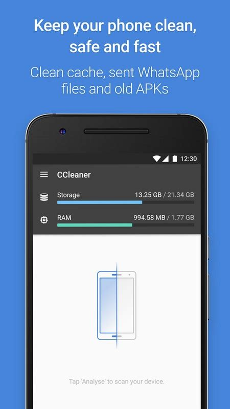 ccleaner for android apk ccleaner apk htapp net free apk android for everyone