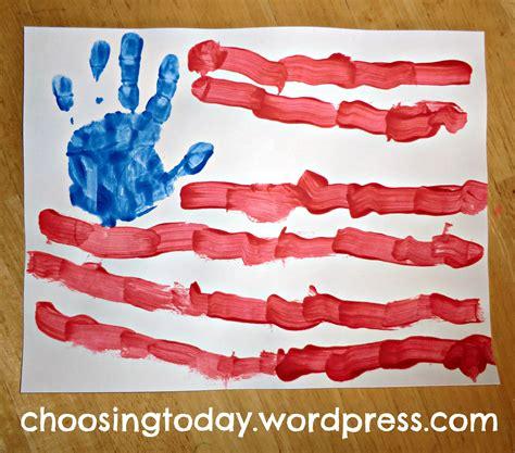 flag crafts for american flag preschool craft search president