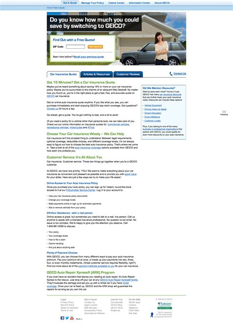 geico home and auto insurance reviews