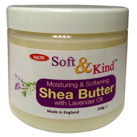 Butter Lavender And soft shea butter with lavender 168g