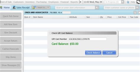 Check Any Gift Card Balance - gift card how to check balance