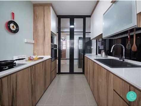 9 kitchen design ideas for your hdb flat interior kitchen cabinet design hdb 3 room flat 2 9