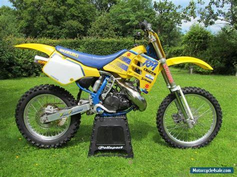 evo motocross bikes for 1989 suzuki rm250 for sale in united kingdom
