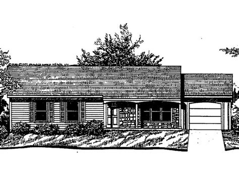 eplans country house plan three bedroom country 1100 eplans country house plan three bedroom country 1175
