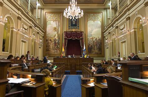 el gobierno de canarias y el parlamento de los pocos que galer 237 a multimedia foto 475 el parlamento acogi 243 entre