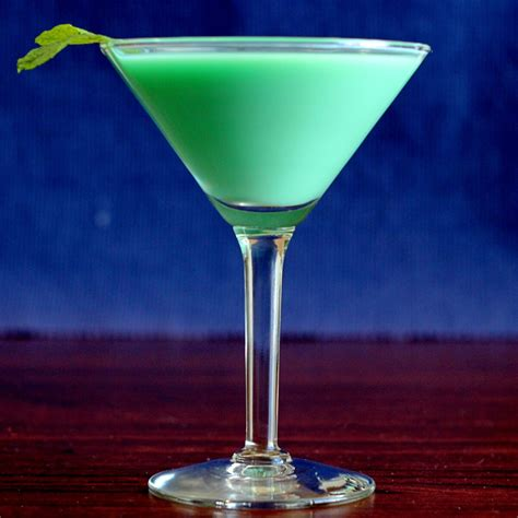 martini two grasshopper cocktail recipe mix that drink