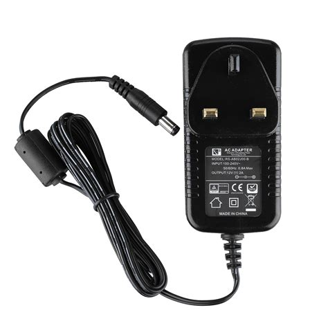 Adaptor 12v 2a By Scr Cctv 12v 2a ac dc adapter charger power supply for security