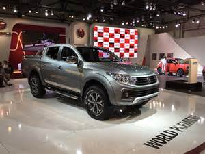 Fiat Trucks 2016 Fiat Fullback Picture 655233 Truck Review Top Speed