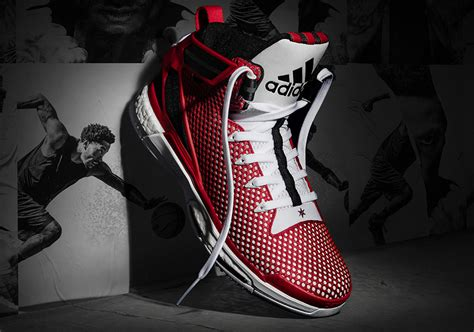 adidas hoops new year adidas d 6 boost quot home quot quot away quot release