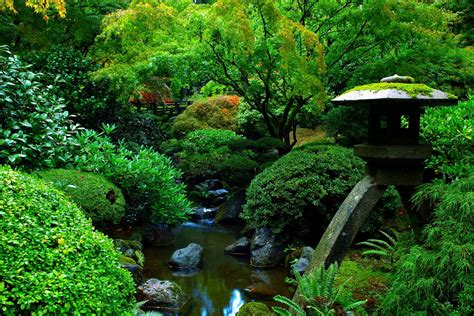 About Garden Portland Japanese Garden By Coulombic On Deviantart