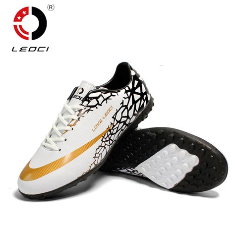 all football shoes leoci unisex tf soccer shoes and turf football