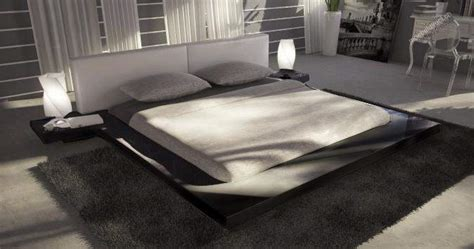 modern low profile bed unique leather elite platform bed elizabeth new jersey vopal