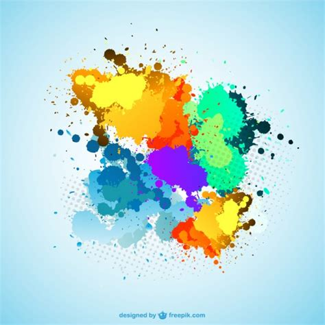 background pattern splash splash background vector free download