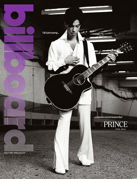 house music billboard prince s music and life celebrated with special billboard tribute issue