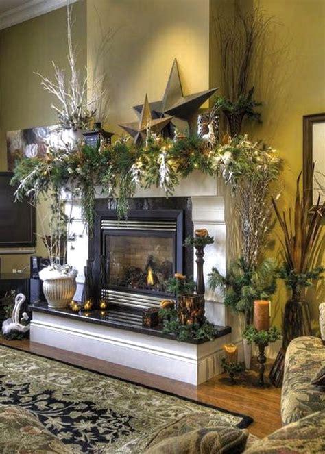 christmas mantel decorations ideas    year