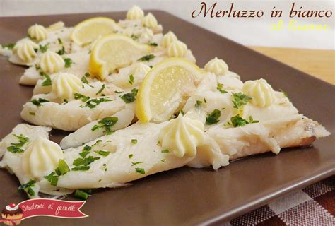 merluzzo in bianco al limone e prezzemolo ricetta light