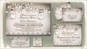 Free Jar Wedding Invitation Printable Templates by Jar Wedding Program Template Weddingplusplus