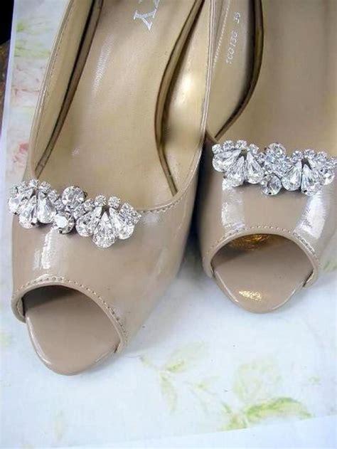 how to make shoe jewelry bridal shoe rhinestone shoe wedding
