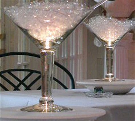 Large Martini Glass Vases Centerpieces by Large 10 Quot Martini Glass Vase 48 Ounce Glass Centerpieces