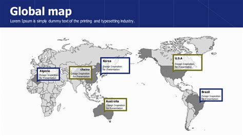 global map template global map template 28 images powerpoint world map 3