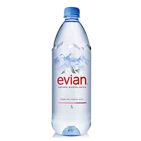 Jual Air Mineral Evian by Evian Mineral Water 1ltr Tops