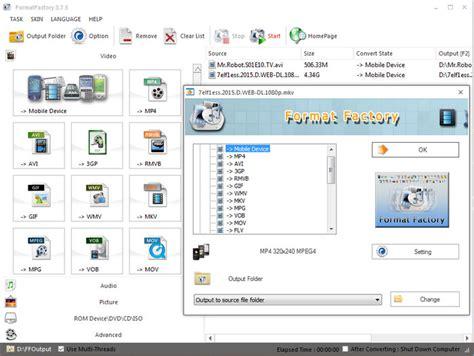 format factory exe indir format factory full 3 9 0 0 katılımsız indir full