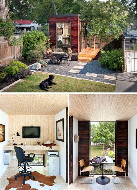 moderne gartenhäuser gartenhuser zum wohnen style sourcecrave