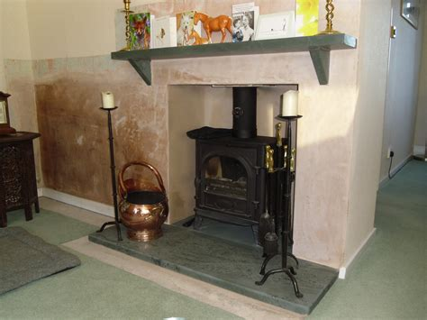 Slate Mantel Shelf by Hearth And Home Penrith Cumbria Installation Gallery