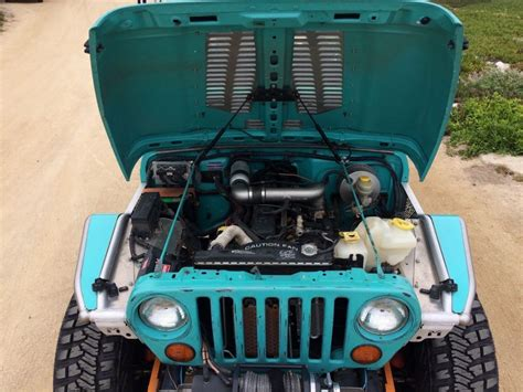 2 5l Jeep Engine For Sale 1997 Jeep Wrangler 2 5l For Sale