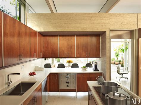 architectural digest kitchen cabinets get the look midcentury modern kitchen in orleans