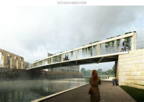 design contest opens to overhaul atlanta bridges bath quays bridge design competition 13