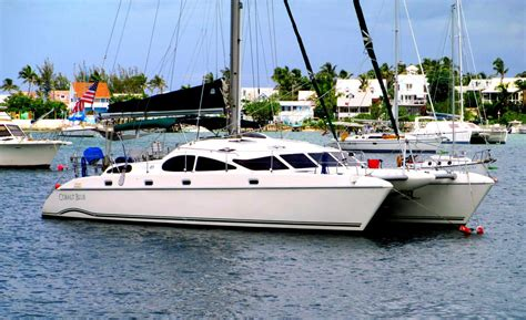 1995 used prout 45 catamaran sailboat for sale 239 900 - Catamaran For Sale Charleston Sc