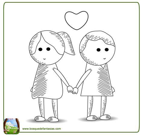imagenes de amor para colorear con frases 99 dibujos de san valent 205 n 174 especiales para colorear con amor