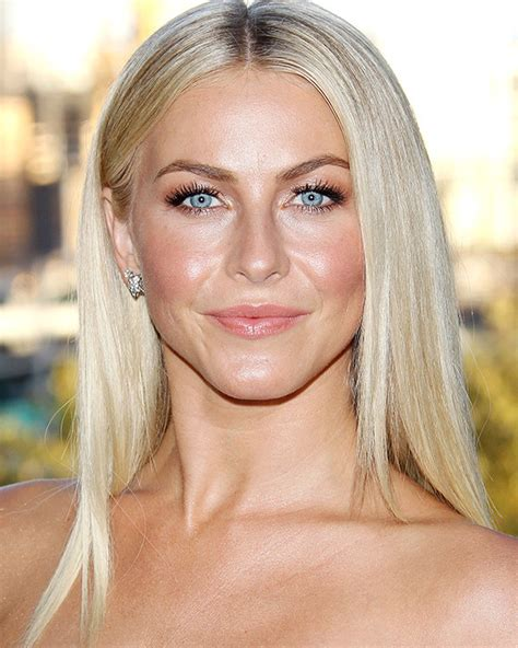 julianne hough shattered hair julianne hough at creative arts emmys platinum blonde