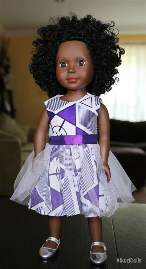 black doll line black like me dolls made for children of color mater mea