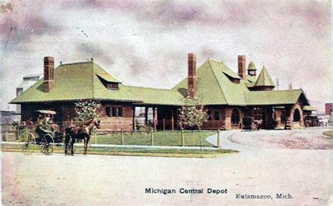 Office Depot Kalamazoo Postcards From Kalamazoo County Michigan