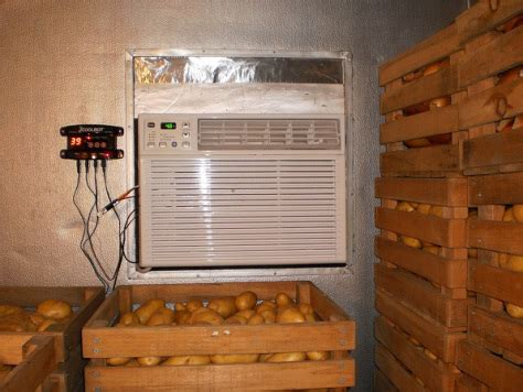 diy coolbot farmer invents air conditioner powered cold storage units great lakes echo