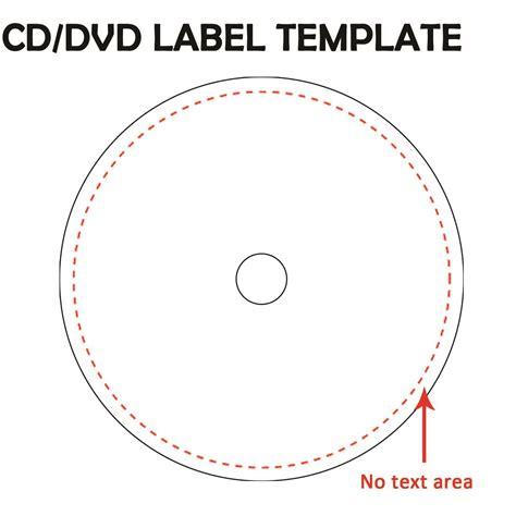 printable cd label template free free cd label template gallery template design ideas