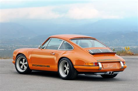 rare porsche 911 singer porsche 911 re imagined