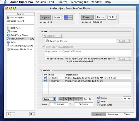 Audio Hijack Records Any Audio On Your Mac Including Itunes by Audio Highjack Pro