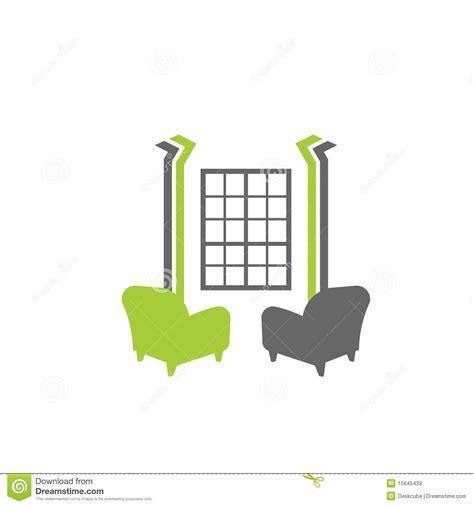 interior design logo vector free logo interior room royalty free stock images image 15645439