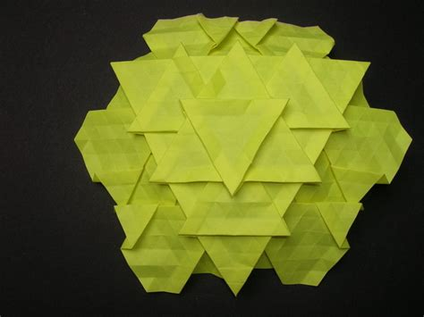 Origami Tessellations Awe Inspiring Geometric Designs - origami tessellations 171 embroidery origami