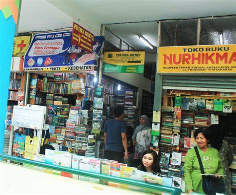 Tempat Senter by Shopping Center Buku Murah Wisata Yogyakarta