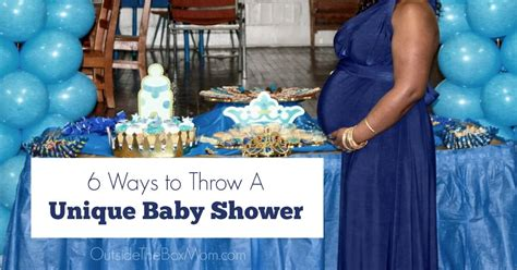 When To Throw A Baby Shower by 6 Ways To Throw A Unique Baby Shower Outside The Box