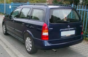 Opel Kombi Opel Astra Kombi 2600463