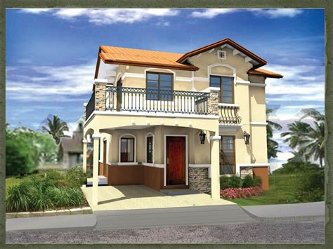 Home Design Dream House by Sapphire Dream Home Designs Of Lb Lapuz Architects