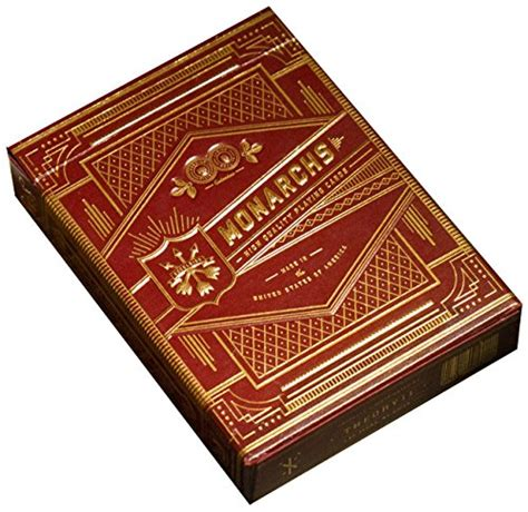 deck of cards buy monarch cards import it all