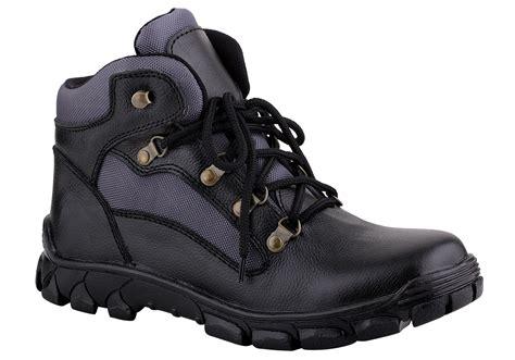 Sepatu Boots Pria Sepatu Variable Boot Kulit Original Handmade 2 tas sepatu model sepatu boot pria terbaru