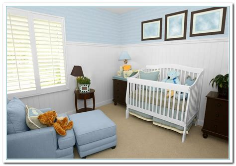 baby boy bedroom the painting color combination for baby s bedroom home