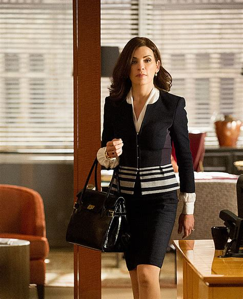 what kind of purse does juianna margolis carry in the good wife alicia florrick on the good wife 8 ways to beautify like